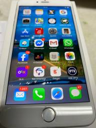 iPhone 6 Plus tela 5.5 16 gigas semi novo c nota fiscal