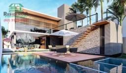 Sobrado à venda, 444 m² por R$ 2.500.000 - Residencial Anaville - Anápolis/GO