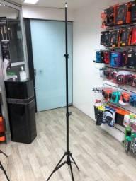 Suporte Tripé de 2m Para Celular Câmera e Ring Light