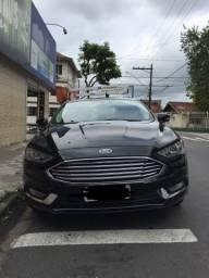 Vende-se Ford fusion sel ecoobost preto 2017