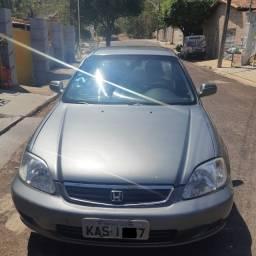 Honda Civic LX ano 2000 completo 14.500,00