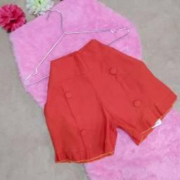 Shorts e short saia