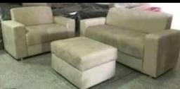 Lindo conjunto de sofá!!!!