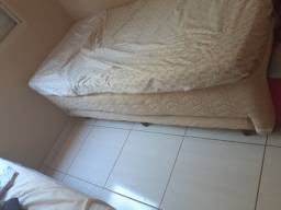Vendo cama box com auxiliar
