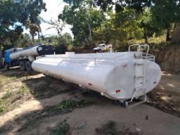 Tanque de 16000 Litros, sem vazamento de ferro