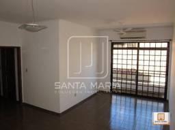 Apartamento para alugar com 3 dormitórios em Pq dos bandeirantes, Ribeirao preto cod:15932