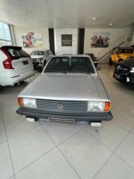 VW Gol LS 86/86 1.6 8v 81cv  alcool Mec.<br>69.900km