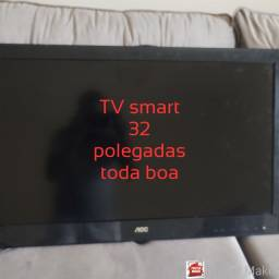Tv esmart 32 polegadas toda boa