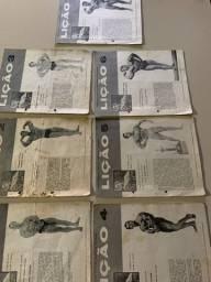Fisiculturismo Mr.America -Joe Weider-7 lições antiguidade