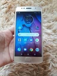 Motorola G5s 32gb com Biometria Impecável (Anápolis)