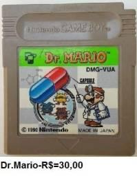 Dr.Mario Game Boy