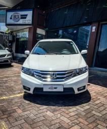 Honda City LX Flex 2014 Raridade