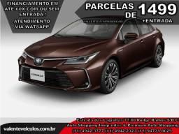 Toyota Corolla 1.8 Altis Hybrid 2021