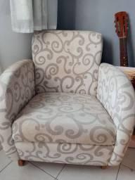 Cadeira de Amamentação com balanço