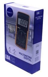 Multímetro Digital Luatek LK105