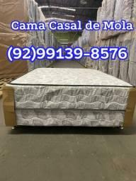 Cama Box de Casal Mola Pelmex