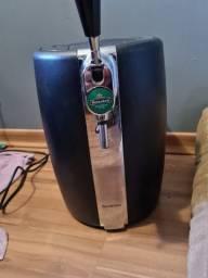 Chopeira Beertender Krups Heineken para Barril de 5 Litros