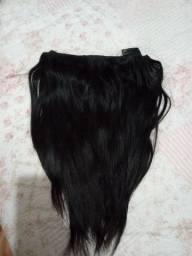 Aplique cabelo humano