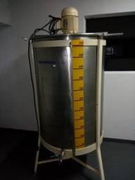 Tanque De Inox P/ Formulação 550 Litros C/ Agitador