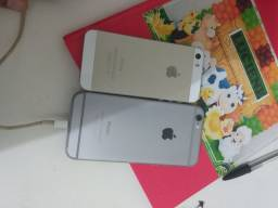 Vendo iphone 5 & 6 por 400