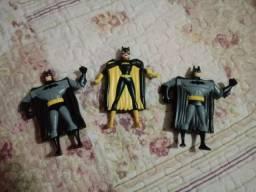Bonecos Heróis MCDONALDS.