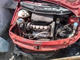 Motor e peças Gol G5 ano 12/13 (já baixado)