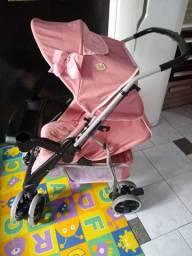 Bebê conforto + carrinho berço