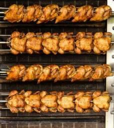 Manutenção assadeira de frango