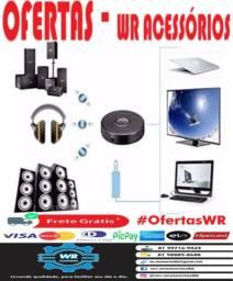 Transmissor de áudio bluetooth para tvs e PC'S E SOM