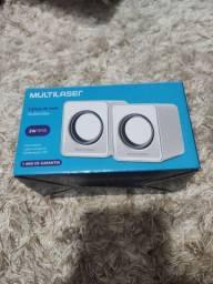 NOVO: Caixa de som Multilaser