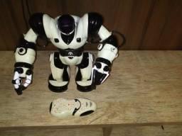 Robo Sapiens com Controle