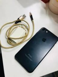 iPhone 7 32GB perfeito 1400ac/cartão 12x