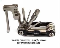 Kit Canivete Ferramenta 11 Funções