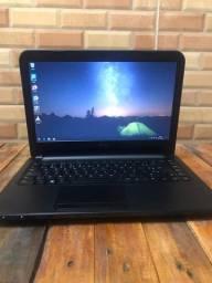 Notebook Dell i3 - SSD 120GB - HD 500GB - 4GB - 12x SEM JUROS