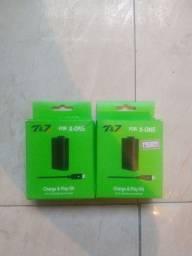 Vendo ou troco baterias controle Xbox one 8800mah