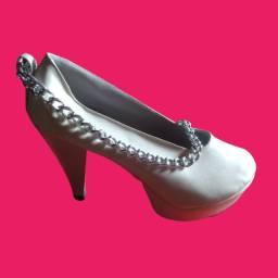 Sapato scarpin Corrente