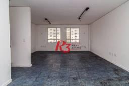Sala para alugar, 41 m² - Vila Matias - Santos/SP