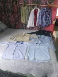 Título do anúncio: 10 camisetas masculinas