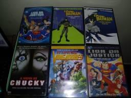 DVDs Variados - Valores na Descrição.