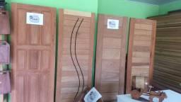 Portas madeiras