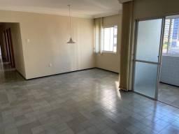 Título do anúncio: Apartamento á  140 m², 3 quartos e 1 suíte na Graças - Recife - PE