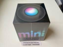 Título do anúncio: HomePod Mini Cinza Espacial (Space Gray). Nova.