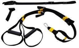 Fita de Treinamento Suspenso (Suspensão) - Tipo TRX - Kit Completo