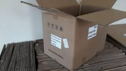 Título do anúncio: Caixas de papelão