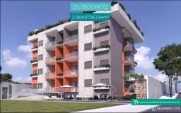 Flat de 2 Quartos   64m²   em Porto de Galinhas   Lançamentos