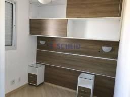 Apartamento Lindo de 70m em Condomínio com Ótima Infraestrutura para Locação Vila Mascote