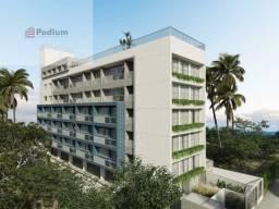 Loft à venda com 1 dormitórios em Jardim oceania, João pessoa cod:37864