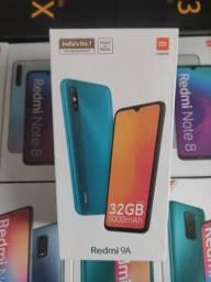 Receba seu Xiaomi Hoje! Redmi 9A ..Novo Lacrado com garantia!