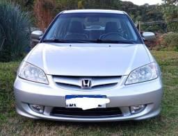 Título do anúncio: Honda Civic 2006 VTEC automático 29900
