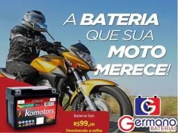 Bateria pra Moto 5ah